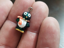 Load image into Gallery viewer, Penguin Charm