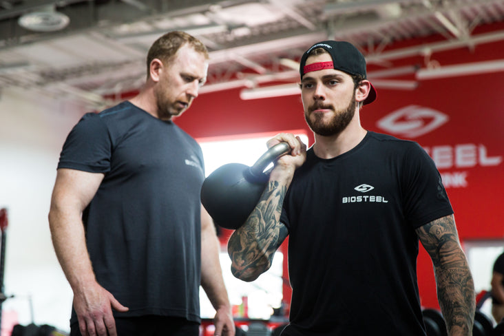 From ballet to layups: My surprising workout with an NHL trainer