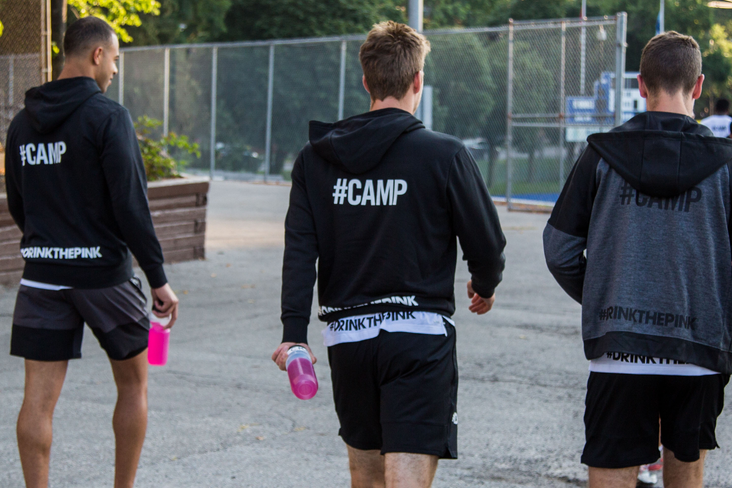 29 things I learned at BioSteel Camp