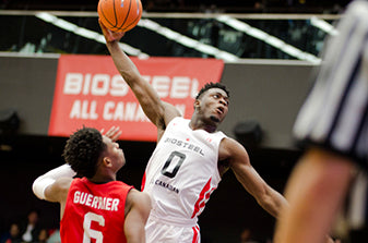 Top prospect Luguentz Dort wins 2nd straight MVP at BioSteel basketball showcase