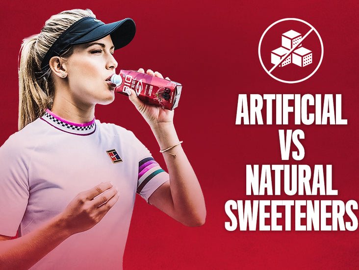 Artificial vs Natural Sweeteners