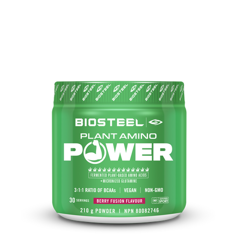 Plant Amino Power BCAA+ / Berry Fusion