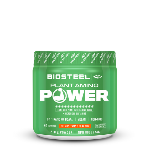 Plant Amino Power BCAA+ / Citrus Twist