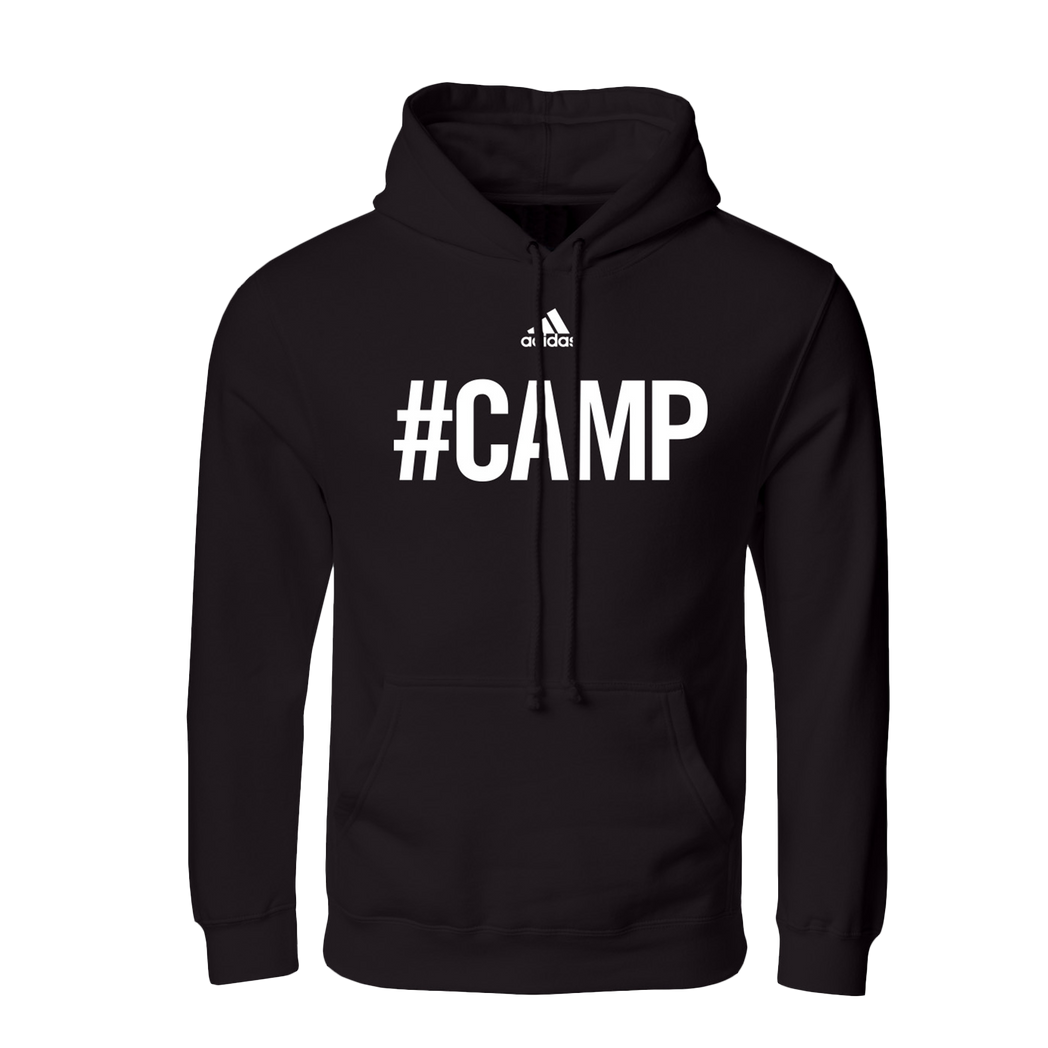 #CAMP Fleece Hooded Sweatshirt