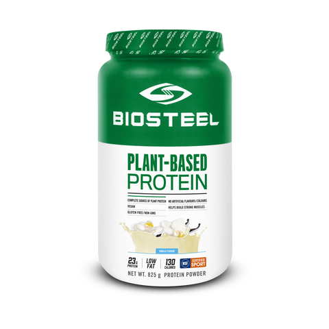 PLANT-BASED PROTEIN / Vanilla - 25 Servings