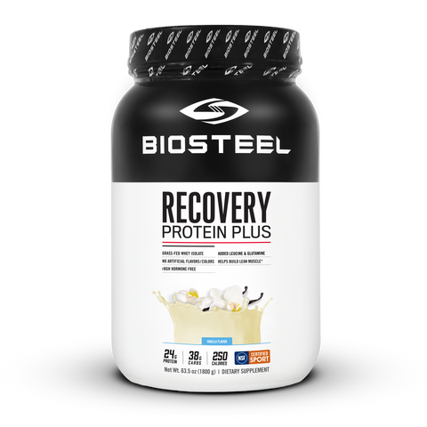 Recovery Protein Plus / Vanilla - 27 Servings