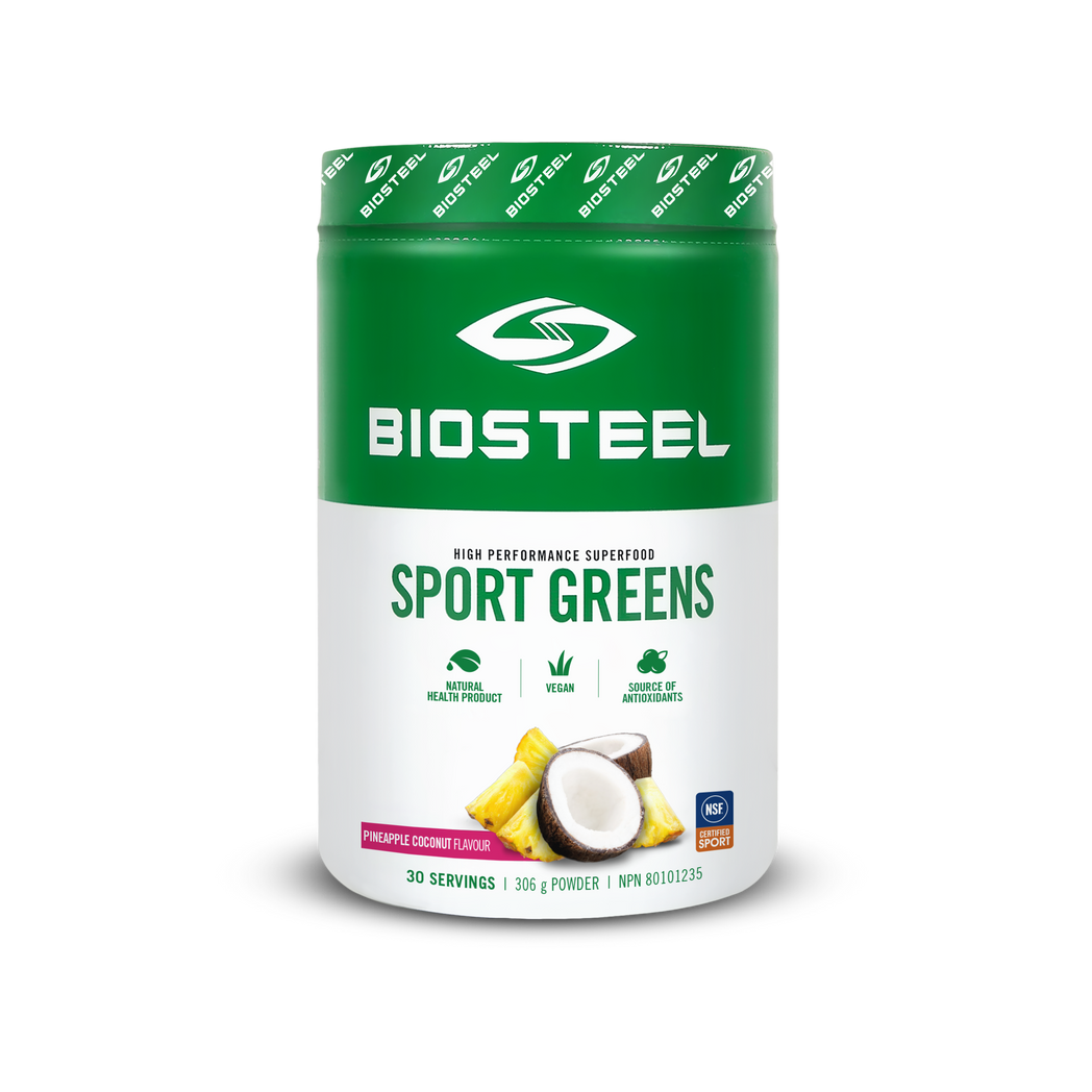 SPORT GREENS / Pineapple Coconut