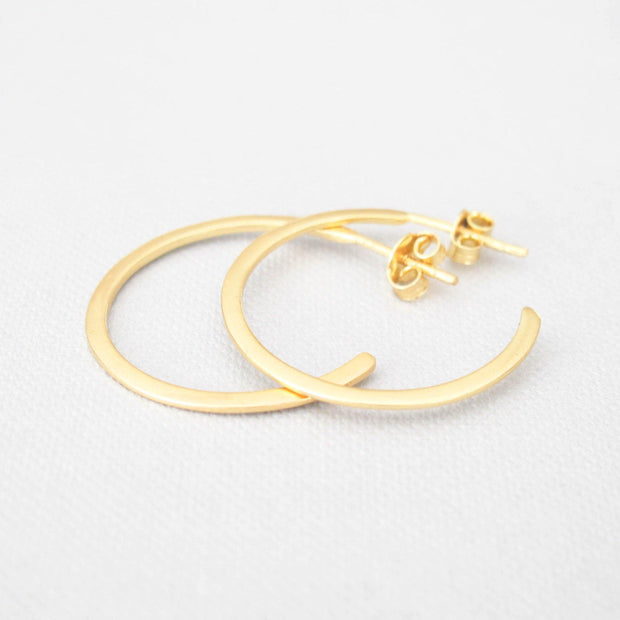 Gold Everyday Hoops