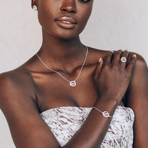 Simone-Watson-Jewellery-Silver-Crystal-Halo-Necklace-Bracelet-Ring