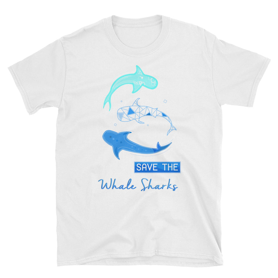 SAVE WHALE SHARK Shirt
