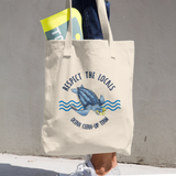 RECYCLABLE Cotton Tote Bag