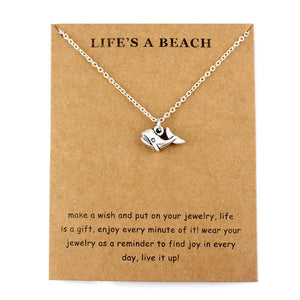 Life's A Beach Necklace