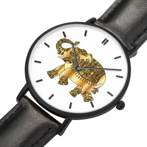 Golden Elephant Watch