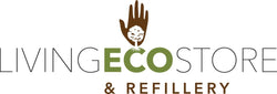 living eco, sustainable living, eco friendly products, zero waste, plastic free, biodegradable, free from chemicals