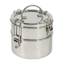 Two-Tier Tiffin Box