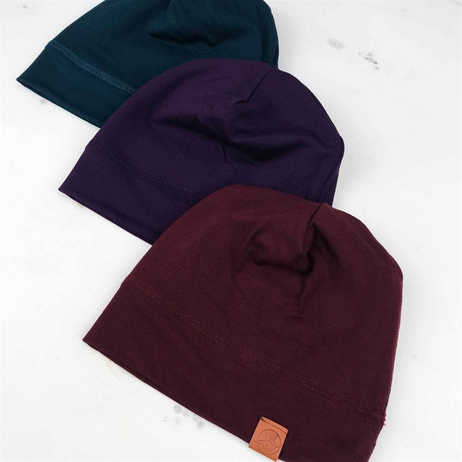 reversible beanie - nomad