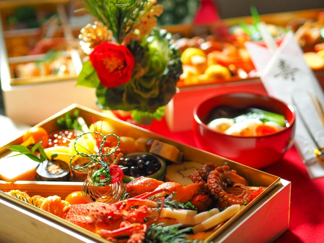 Osechi, a gorgeous Japanese food!