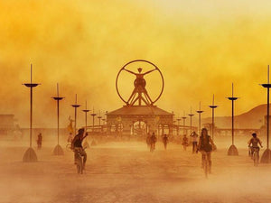 Burning Man, Society, Consumerism