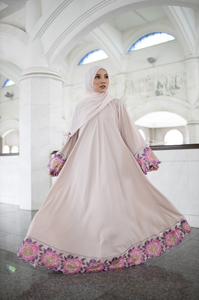 Elsa Abaya - PRINCESS CUT