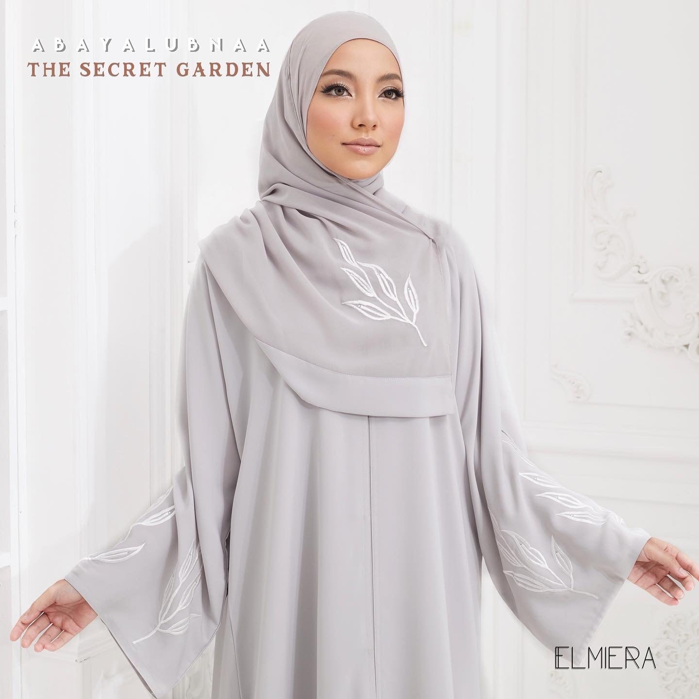 Elmeira Abaya - CLOSE TYPE