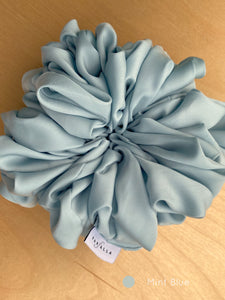 Scrunchy - Mint Blue