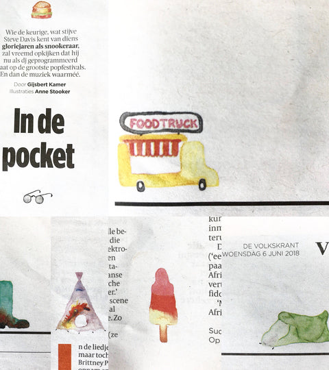 De Volkskrant - Best kept secret special