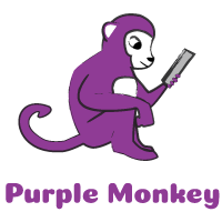 Purple Monkey Ireland