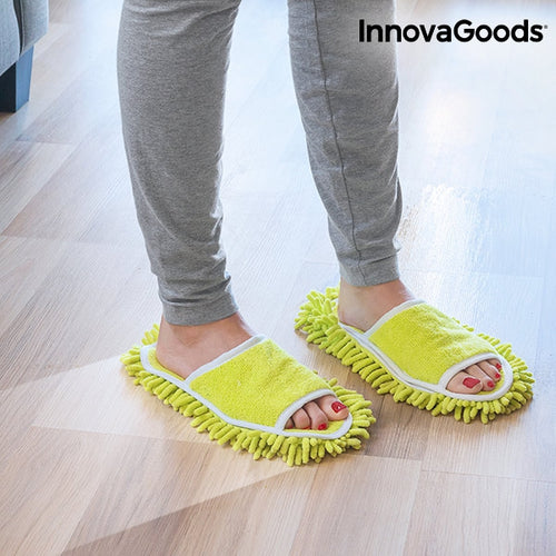 Mop & Go Slippers