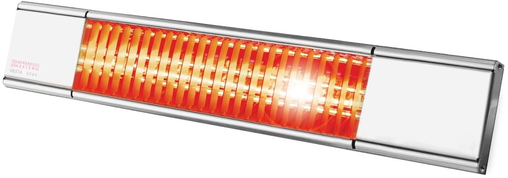 Vesta 2000 Outdoor Patio Infrared Heater 2000W
