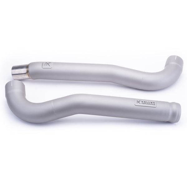 Keller Performance AMG GT Catless Downpipes