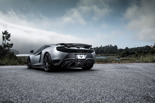 Vorsteiner V-MC Aero Side Blades Carbon Fiber McLaren MP4-12C