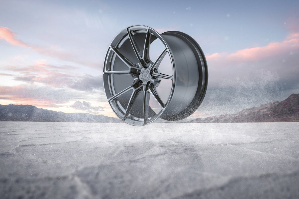 [R10] V1 // 10-SPOKE FORGED MONOBLOK WHEELS
