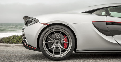 Vorsteiner VS Carbon Fiber Aero Rear Boot McLaren 570S