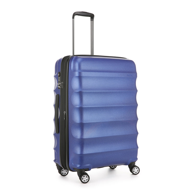 Juno Metallic Hardcase Medium - Blue