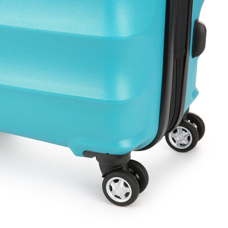 Juno Metallic Hardcase Large - Teal