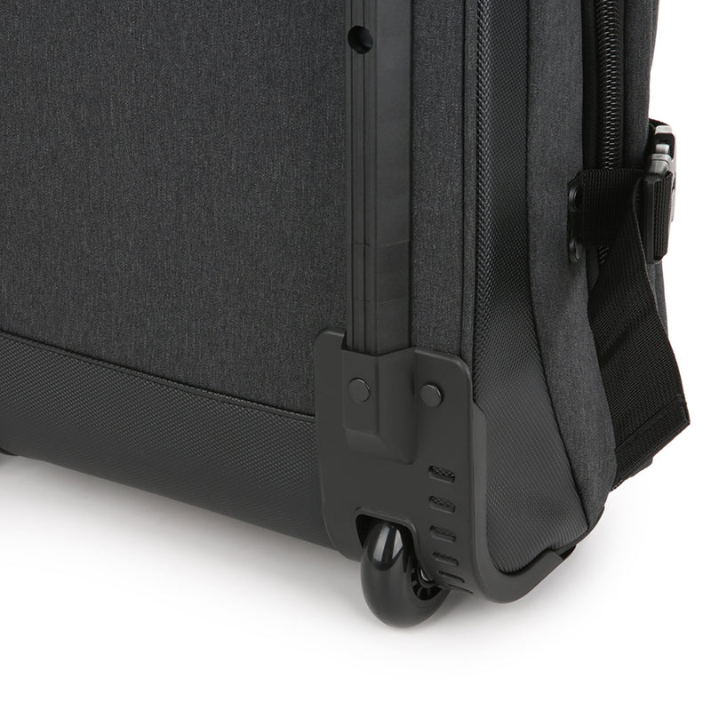 Bridgford Small Upright Trolley Bag - Charcoal