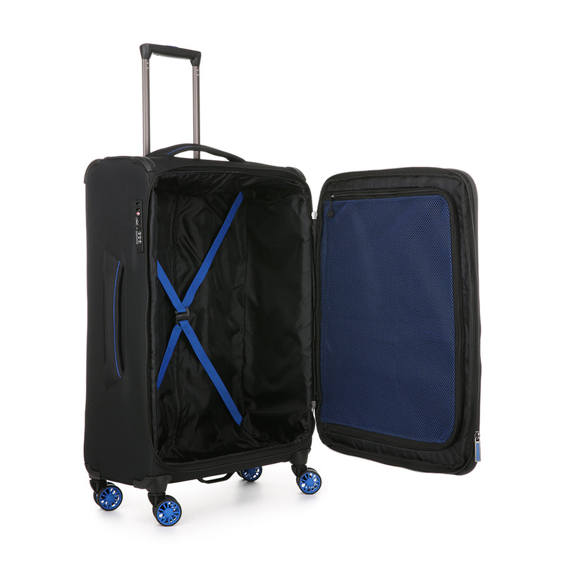 Clarendon Softcase Medium - Black