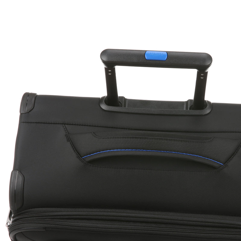 Clarendon Softcase Cabin - Black