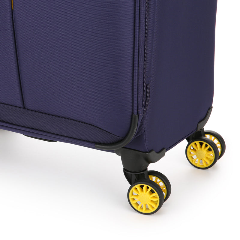 Clarendon Softcase Cabin - Purple