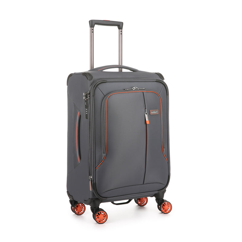 Clarendon Softcase Cabin - Grey