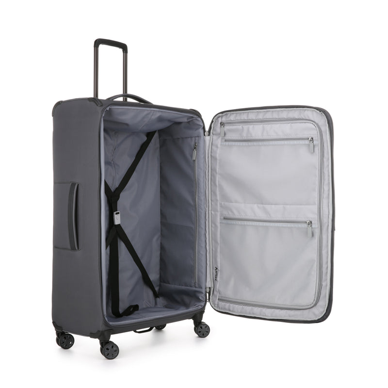 Portland Softcase Large - Charcoal