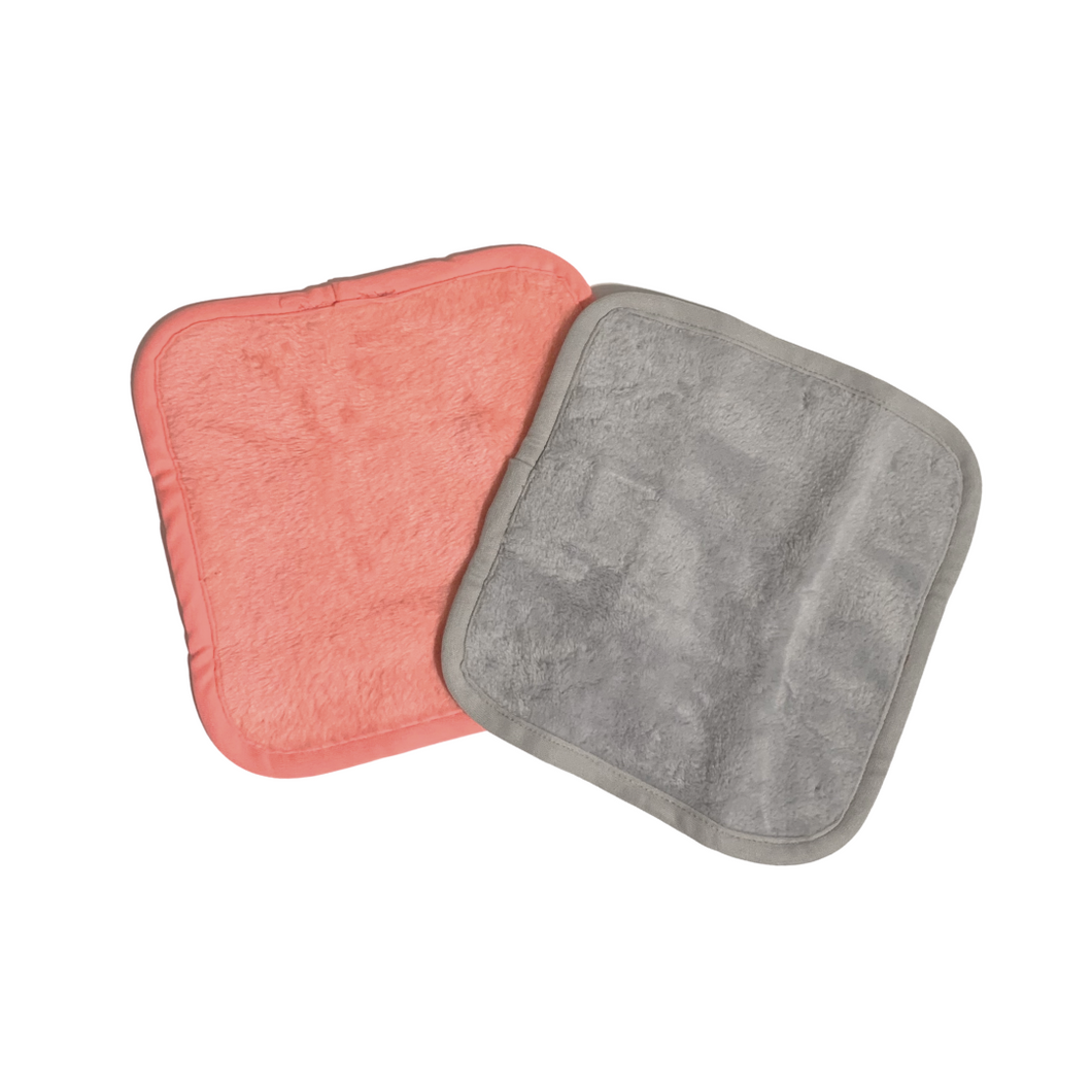 Single Makeup Remover Microfiber Cloth