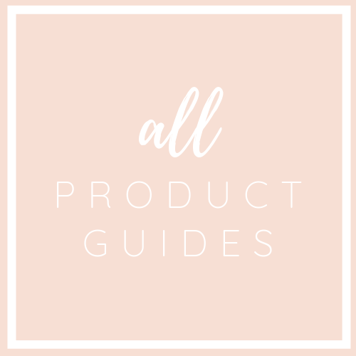 Product Guides Bundle (Beauty, Baby, Gluten Free Only)
