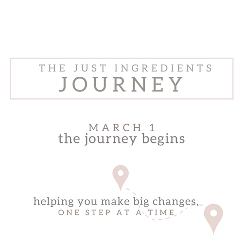 The Journey- An 8 Week Beginner's Course to a Healthier & Less Toxic Home