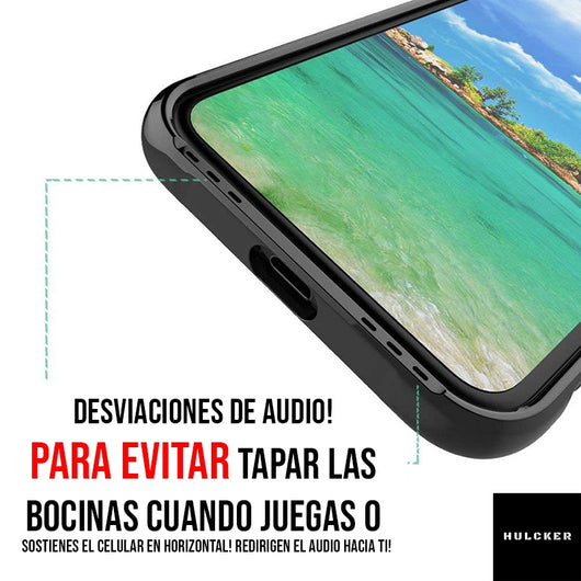 Funda para iPhone Hulcker gaming