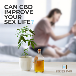 Survey: 68% of People Say CBD Improves Sex