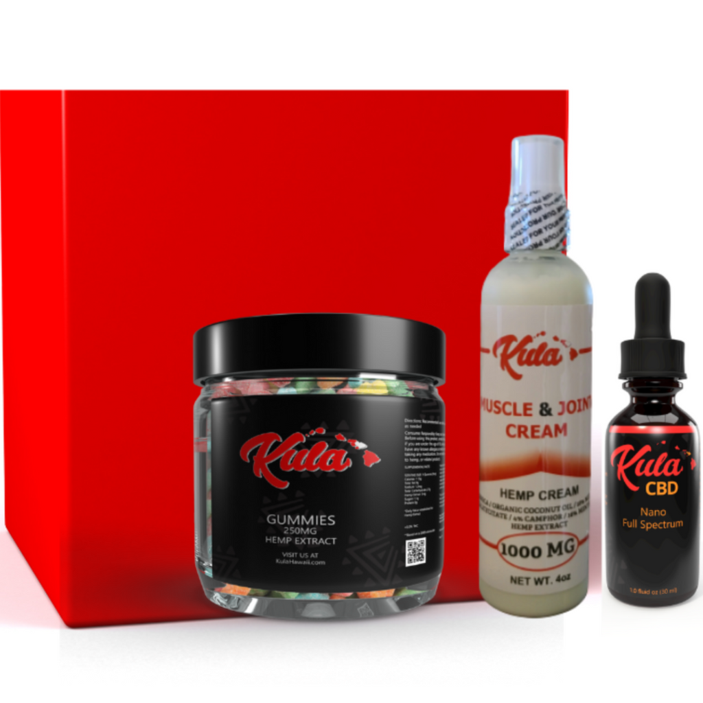 Kula CBD Wellness Starter Box
