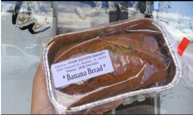 Maui Fresh Banana Bread