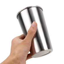 Load image into Gallery viewer, Stainless Steel Camping Cup
