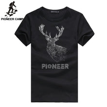Load image into Gallery viewer, Pioneer Camp Men's T Shirt Elk